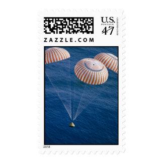 Las devoluciones lunares de la misión de la NASA Sellos