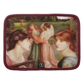 Las doncellas 1872 del baile del prado de la glori planificadores