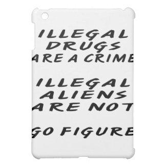 Las drogas ILEGALES son inmigrantes ilegales de un