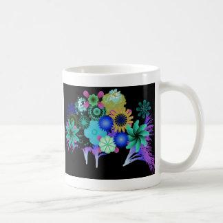 Las duchas de abril pueden taza de Flowers-1coffee
