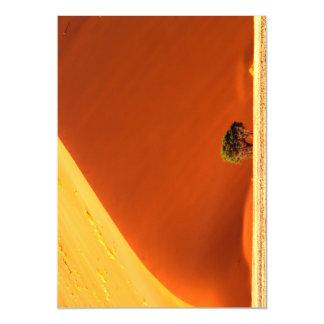 Las dunas rojas de Sossusvlei Invitaciones Magnéticas
