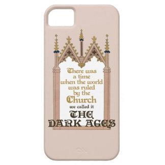 Las edades oscuras funda para iPhone SE/5/5s