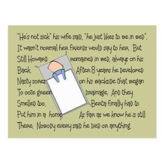 """Las """"encentaduras de Howards"""" torcieron los regalo Postal"""