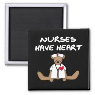 Las enfermeras del oso tienen camisetas y regalos imán para frigorífico