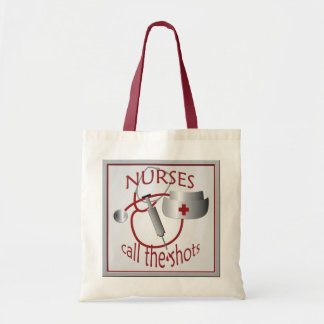 Las enfermeras llaman la bolsa de asas del