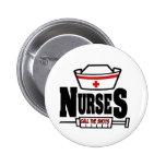 Las enfermeras llaman los tiros pins