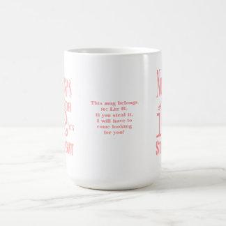 ¡Las enfermeras lo hacen 12 horas de recto! - Mens Tazas De Café