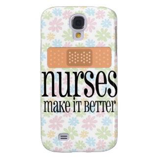 Las enfermeras lo hacen mejor, vendaje