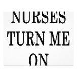 Las enfermeras me giran anuncios personalizados