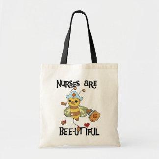 Las enfermeras son camisetas y regalos de la Abeja Bolsa Lienzo