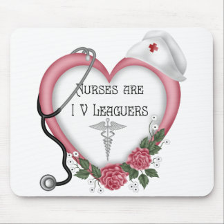 Las enfermeras son los miembros IV Alfombrillas De Ratones