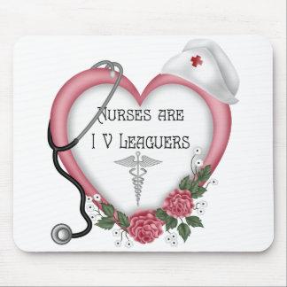 Las enfermeras son los miembros IV Alfombrilla De Raton