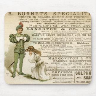 Las especialidades de Burnet Alfombrillas De Raton
