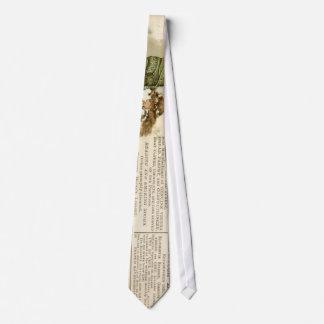 Las especialidades de Burnet Corbata