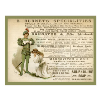 Las especialidades de Burnet Postal