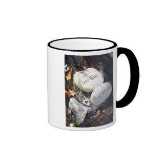 Las esperas del amor, esperanza flotan la taza