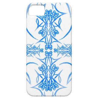 Las espinas de un bosque congelado iPhone 5 coberturas
