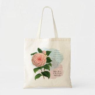 Las espinas tienen tote de los rosas bolsa tela barata