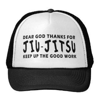 Las estimadas gracias de dios por Jiu-Jitsu contin Gorro De Camionero