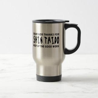 Las estimadas gracias de dios por Shin Taido conti Taza De Café