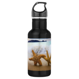 Las estrellas de mar BPA liberan