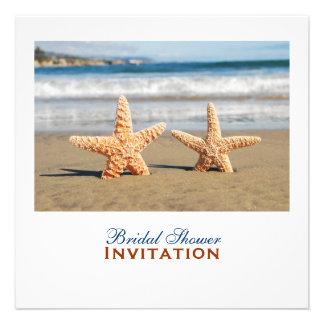 Las estrellas de mar se juntan en la ducha nupcial comunicados