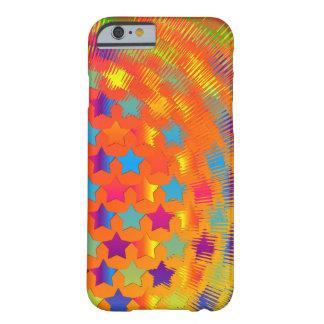 Las estrellas Estallaron-iPhone el caso 6 Funda Para iPhone 6 Barely There