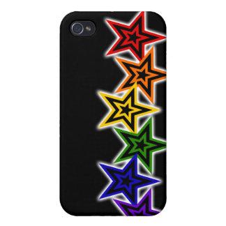 Las estrellas gay son iPhone 4/4S carcasas