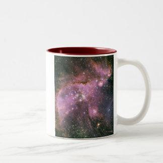 Las estrellas jovenes esculpen el gas con salidas  taza de café