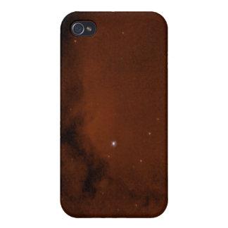 Las estrellas masivas esculpen el gas de la iPhone 4/4S carcasa