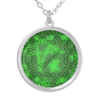 Las estrellas tonales del verde de la elegancia joyería