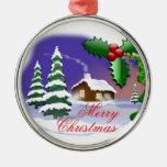 Las Felices Navidad al aire libre adornan Ornamentos Para Reyes Magos