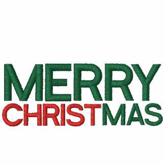 Las Felices Navidad bordaron la camisa
