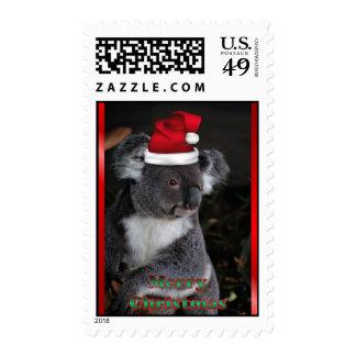 Las Felices Navidad buenas fiestas desean Navidad Sellos