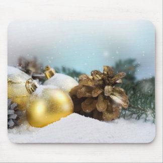 Las Felices Navidad buenas fiestas modificaron el  Tapete De Ratón