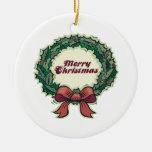 Las Felices Navidad enrruellan Ornatos