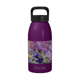 Las flores de la primavera Spritz Botella De Agua Reutilizable