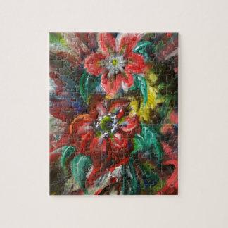 Las flores de Sophia Rompecabeza
