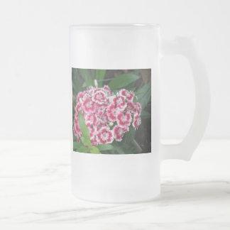 Las flores dulces de Guillermo helaron la taza de