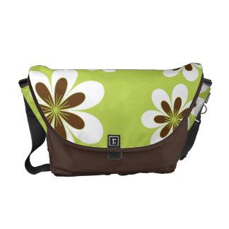 Las flores más dulces bolsas messenger