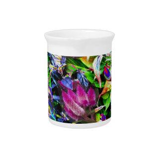 Las flores pican los regalos hermosos 99 del jarra para bebida