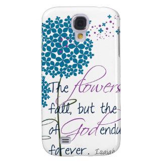 Las flores pueden caer…