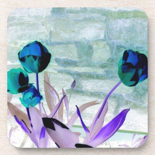 las flores resumen 3 prácticos de costa fijados posavaso