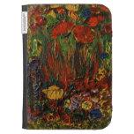 Las flores salvajes encienden la caja
