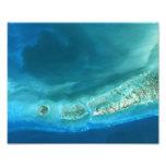 Las formaciones subacuáticas del sedimento acercan fotografías
