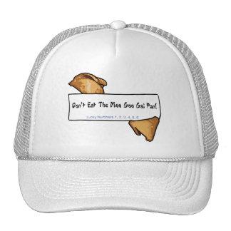 Las fortunas deformadas… no comen… el gorra