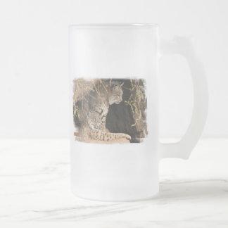 Las fotos del lince helaron la taza de cerveza