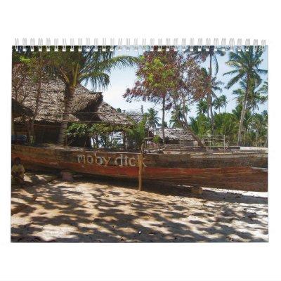 Las fotos hacen calendarios con mes del comienzo c