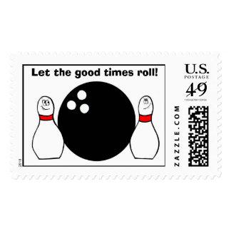 ¡las fracturas, dejaron el buen rollo de las timbres postales