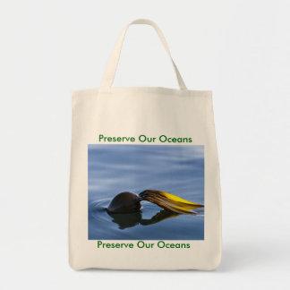 Las frondas de oro, preservan los océanos bolsa